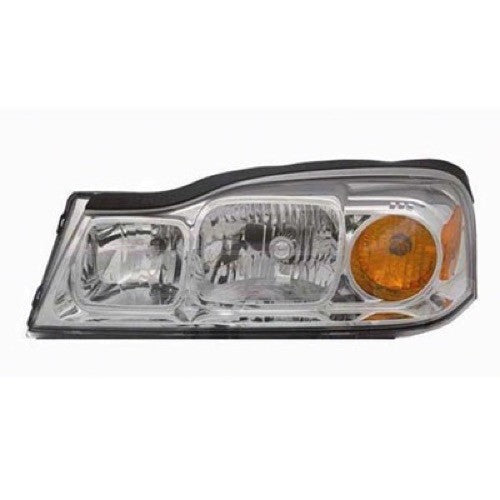 Head Lamp Driver Side Hybrid 2006-07/2007 High Quality Saturn Vue 2006-2007 | Hunt Auto Parts | Canadian Car Body Parts Store | Painted & Non-painted | GM2518143