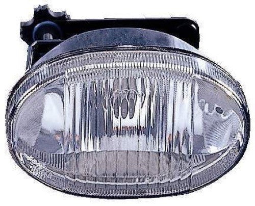 Fog Lamp Driver Side/Passenger Side High Quality Chevrolet Cavalier 2000-2005 | Hunt Auto Parts | Canadian Car Body Parts Store | Painted & Non-painted | GM2592117