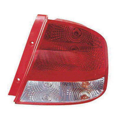 Tail Lamp Passenger Side Sedan High Quality Chevrolet Aveo 2004-2006 | Hunt Auto Parts | Canadian Car Body Parts Store | Painted & Non-painted | GM2801206