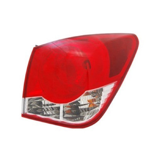 Tail Lamp Passenger Side High Quality Chevrolet Cruze 2011-2015 | Hunt Auto Parts | Canadian Car Body Parts Store | Painted & Non-painted | GM2805107
