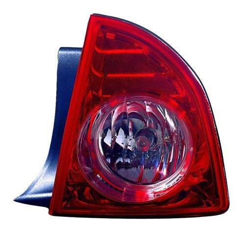 Tail Lamp Passenger Side Ltz High Quality Chevrolet Malibu 2008-2012 | Hunt Auto Parts | Canadian Car Body Parts Store | Painted & Non-painted | GM2819185