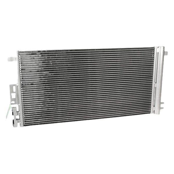 Condenser (4718) 4Cyl Coupe/Sedan Saturn Ion 2003-2007 | Hunt Auto Parts | Canadian Car Body Parts Store | Painted & Non-painted | GM3030251