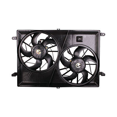 Cooling Fan Assembly Saturn Outlook 2007-2010 | Hunt Auto Parts | Canadian Car Body Parts Store | Painted & Non-painted | GM3115219