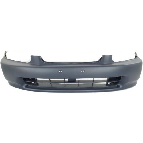 Bumper Front Primed Honda Civic 1996-1998 | Hunt Auto Parts | Canadian Car Body Parts Store | Painted & Non-painted | HO1000172
