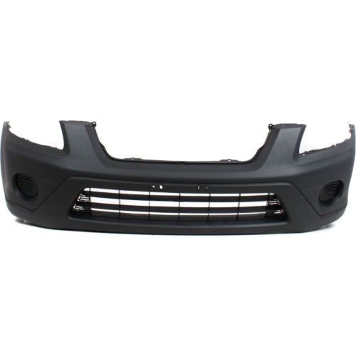 Bumper Front Ex Lx With Fog Lamp Hole Texured Black Honda CRV 2005-2006 | Hunt Auto Parts | Canadian Car Body Parts Store | Painted & Non-painted | HO1000225