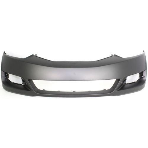 Bumper Front Primed Coupe Honda Civic 2009-2011 | Hunt Auto Parts | Canadian Car Body Parts Store | Painted & Non-painted | HO1000262