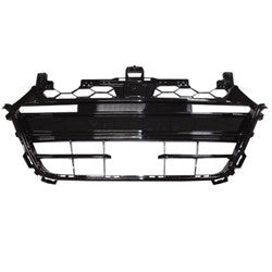 2018-2019 Honda Accord Hybrid Grille Front Ptd Black Without Chrome Moulding