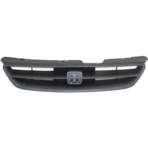 Grille Coupe Honda Accord 1998-2000 | Hunt Auto Parts | Canadian Car Body Parts Store | Painted & Non-painted | HO1200140