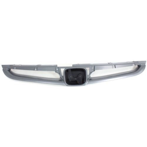 Grille Sedan/Hybrid Honda Accord 2006-2007 | Hunt Auto Parts | Canadian Car Body Parts Store | Painted & Non-painted | HO1200179