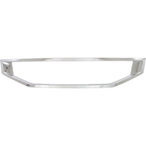 Grille Frame Chrome Coupe Honda Accord 2008-2010 | Hunt Auto Parts | Canadian Car Body Parts Store | Painted & Non-painted | HO1210123