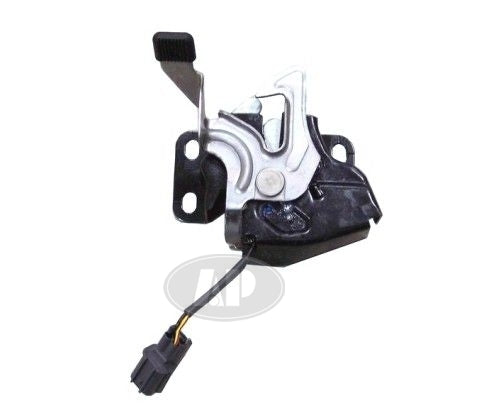 Hood Latch Coupe 6-Cylinder Ex Honda Accord 2003-2007 | Hunt Auto Parts | Canadian Car Body Parts Store | Painted & Non-painted | HO1234111