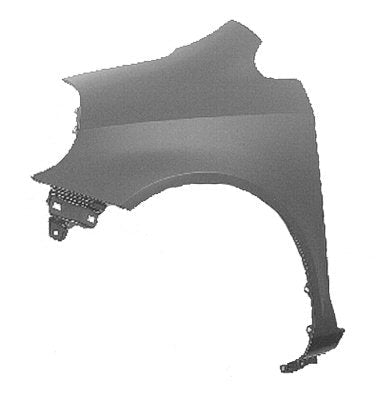 Fender Front Driver Side Honda Fit 2007-2008 | Hunt Auto Parts | Canadian Car Body Parts Store | Painted & Non-painted | HO1240172