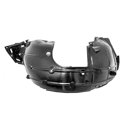 Fender Liner Front Driver Side Coupe/Sedan Exc Touring Honda Civic 2016-2017 | Hunt Auto Parts | Canadian Car Body Parts Store | Painted & Non-painted | HO1248158