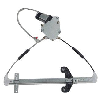 Window Regulator Rear Driver Side Power Usa Type Honda Civic 2001-2005 | Hunt Auto Parts | Canadian Car Body Parts Store | Painted & Non-painted | HO1550103