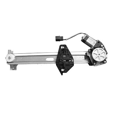 Window Regulator Rear Passenger Side Power Honda Civic 2006-2011 | Hunt Auto Parts | Canadian Car Body Parts Store | Painted & Non-painted | HO1551120