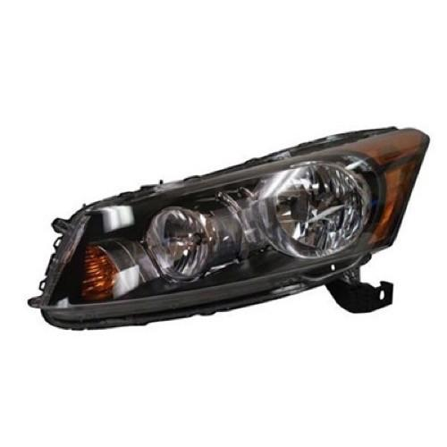 Head Lamp Driver Side Sedan Honda Accord 2008-2012 | Hunt Auto Parts | Canadian Car Body Parts Store | Painted & Non-painted | HO2502130V