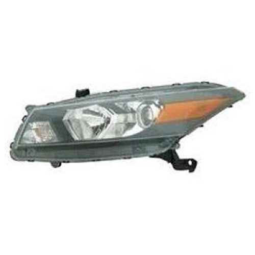 Head Lamp Driver Side Coupe High Quality Honda Accord 2008-2010 | Hunt Auto Parts | Canadian Car Body Parts Store | Painted & Non-painted | HO2502135