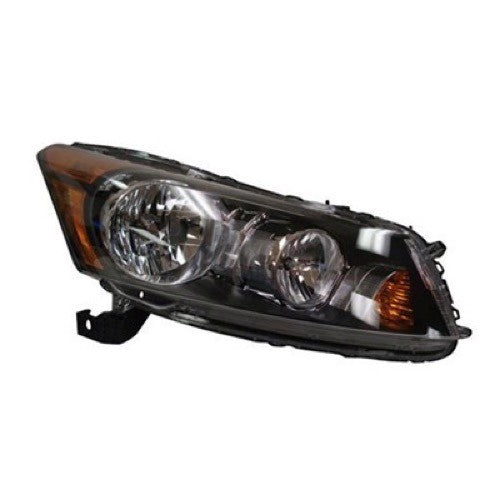Head Lamp Passenger Side Sedan High Quality Honda Accord 2008-2012 | Hunt Auto Parts | Canadian Car Body Parts Store | Painted & Non-painted | HO2503130