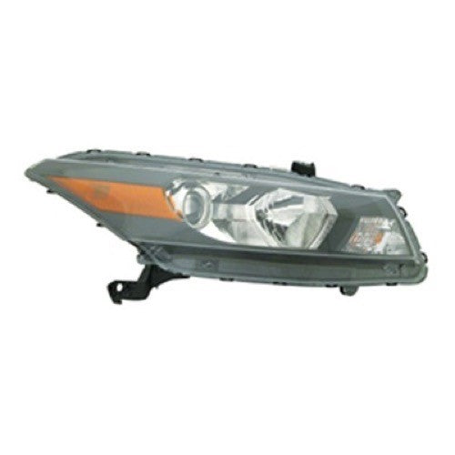 Head Lamp Passenger Side Coupe High Quality Honda Accord 2008-2010 | Hunt Auto Parts | Canadian Car Body Parts Store | Painted & Non-painted | HO2503135