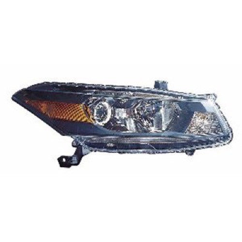 Head Lamp Passenger Side Coupe High Quality Honda Accord 2011-2012 | Hunt Auto Parts | Canadian Car Body Parts Store | Painted & Non-painted | HO2503141