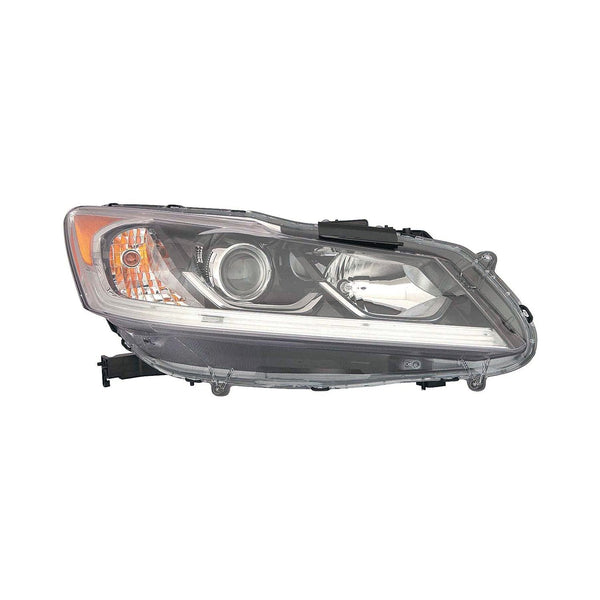Head Lamp Passenger Side Sedan Halogen Lx High Quality Honda Accord 2016-2017 | Hunt Auto Parts | Canadian Car Body Parts Store | Painted & Non-painted | HO2503168