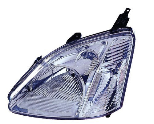 Head Lamp Driver Side Hatchback High Quality Honda Civic 2002-2003 | Hunt Auto Parts | Canadian Car Body Parts Store | Painted & Non-painted | HO2518103