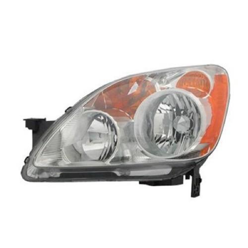 Head Lamp Driver Side Japan Built Honda CRV 2005-2006 | Hunt Auto Parts | Canadian Car Body Parts Store | Painted & Non-painted | HO2518107V