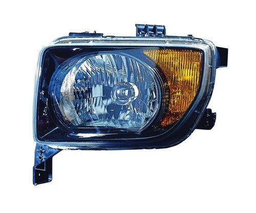 Head Lamp Driver Side High Quality Honda Element 2007-2008 | Hunt Auto Parts | Canadian Car Body Parts Store | Painted & Non-painted | HO2518114