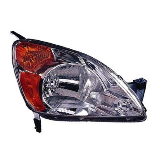 2002-2004 Honda CRV Headlight Passenger Side High Quality