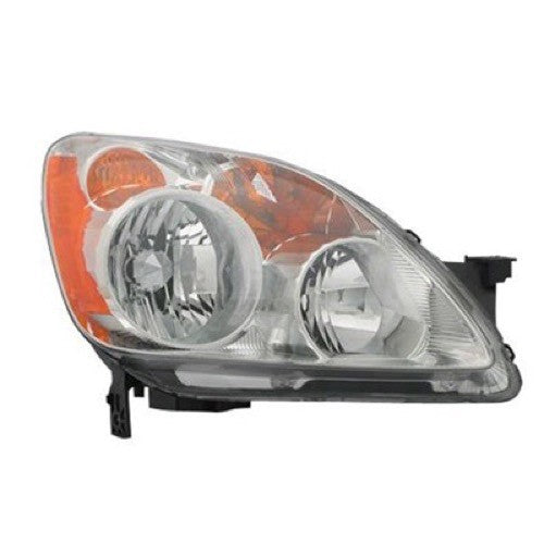 Head Lamp Passenger Side Japan Built High Quality Honda CRV 2005-2006 | Hunt Auto Parts | Canadian Car Body Parts Store | Painted & Non-painted | HO2519107