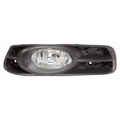 Fog Lamp Set Coupe Dealer Installed Without Auto Lamp Set High Quality Honda Civic 2012-2013 | Hunt Auto Parts | Canadian Car Body Parts Store | Painted & Non-painted | HO2591113