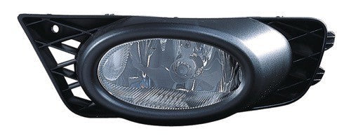 Fog Lamp Driver Side Sedan High Quality Honda Civic 2009-2011 | Hunt Auto Parts | Canadian Car Body Parts Store | Painted & Non-painted | HO2592124