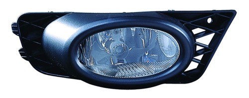 Fog Lamp Passenger Side Sedan High Quality Honda Civic 2009-2011 | Hunt Auto Parts | Canadian Car Body Parts Store | Painted & Non-painted | HO2593124