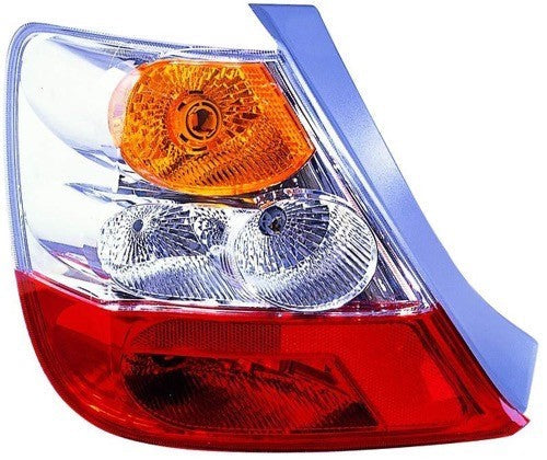 Tail Lamp Driver Side Hatchback High Quality Honda Civic 2004-2005 | Hunt Auto Parts | Canadian Car Body Parts Store | Painted & Non-painted | HO2800156