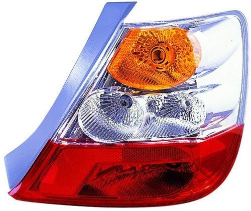 Tail Lamp Passenger Side Hatchback High Quality Honda Civic 2004-2005 | Hunt Auto Parts | Canadian Car Body Parts Store | Painted & Non-painted | HO2801156