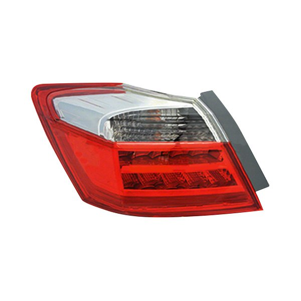 Tail Lamp Driver Side Sedan Ex-L/Hybrid/Touring High Quality Honda Accord 2013-2015 | Hunt Auto Parts | Canadian Car Body Parts Store | Painted & Non-painted | HO2804103