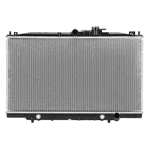 Radiator (2148) 4-Cylinder Denso Honda Accord 1998-2002 | Hunt Auto Parts | Canadian Car Body Parts Store | Painted & Non-painted | HO3010103