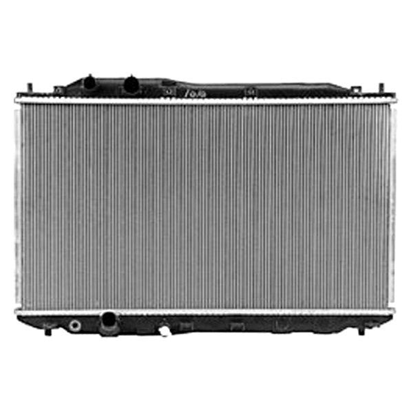 Radiator (2927) 1.8L Japan Built Sedan Honda Civic 2006-2011 | Hunt Auto Parts | Canadian Car Body Parts Store | Painted & Non-painted | HO3010211