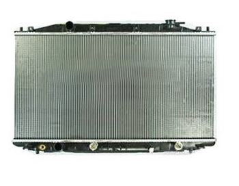 Radiator (2990) Sedan/Coupe 4-Cylinder Honda Accord 2008-2012 | Hunt Auto Parts | Canadian Car Body Parts Store | Painted & Non-painted | HO3010217