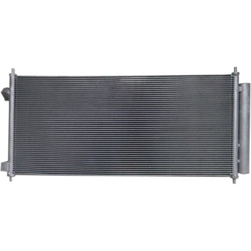 Condenser (3783) Honda Fit 2009-2014 | Hunt Auto Parts | Canadian Car Body Parts Store | Painted & Non-painted | HO3030153