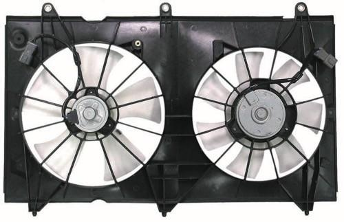 Cooling Fan Assembly 4-Cylinder Honda Accord 2003-2007 | Hunt Auto Parts | Canadian Car Body Parts Store | Painted & Non-painted | HO3115121