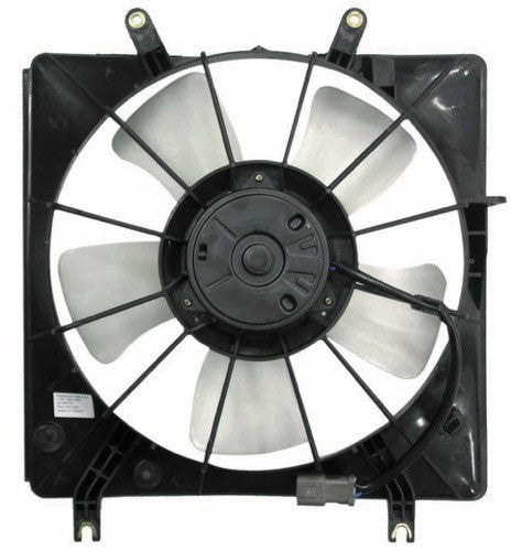 Radiator Fan Assembly Driver Side 6-Cylinder (Sedan/Coupe) Honda Accord 2003-2007 | Hunt Auto Parts | Canadian Car Body Parts Store | Painted & Non-painted | HO3115124