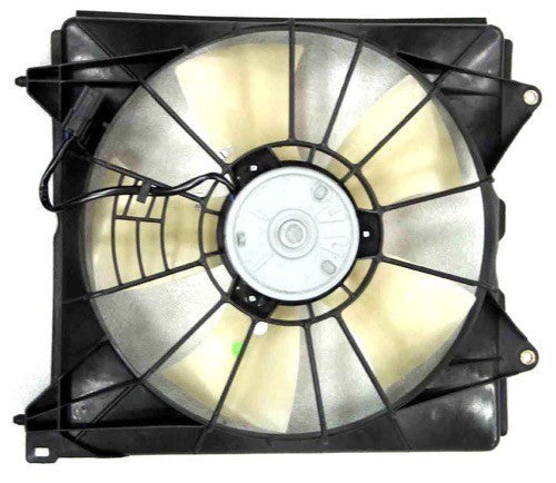 Radiator Fan Assembly 4-Cylinder Honda Accord 2008-2012 | Hunt Auto Parts | Canadian Car Body Parts Store | Painted & Non-painted | HO3115142