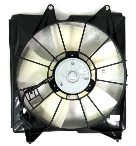 Radiator Fan Assembly 6-Cylinder Honda Accord 2008-2012 | Hunt Auto Parts | Canadian Car Body Parts Store | Painted & Non-painted | HO3115148