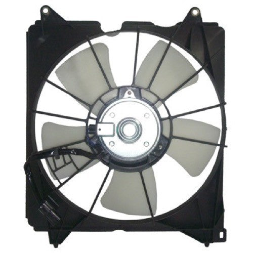 Radiator Fan Assembly Denso 4-Cylinder Honda Accord 2013-2017 | Hunt Auto Parts | Canadian Car Body Parts Store | Painted & Non-painted | HO3115162