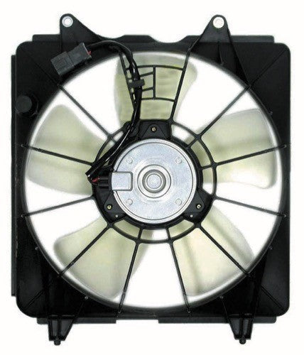 Radiator Fan Assembly Sedan/Coupe Automatic Transmission Denso 1.8L Honda Civic 2006-2011 | Hunt Auto Parts | Canadian Car Body Parts Store | Painted & Non-painted | HO3117100