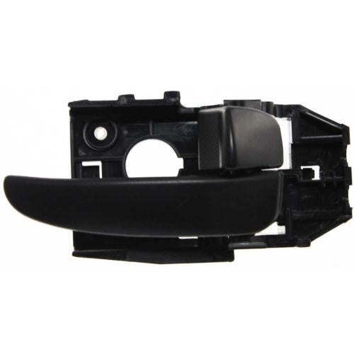 Door Handle Inner Passenger Side Plastic Black Hatchback/Sedan [Front/Rear 2001-2003] Hyundai Elantra | Hunt Auto Parts | Canadian Car Body Parts Store | Painted & Non-painted | HY1353104