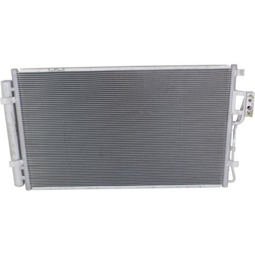 Condenser (3882) Kia Sorento 2011-2015 | Hunt Auto Parts | Canadian Car Body Parts Store | Painted & Non-painted | HY3030144