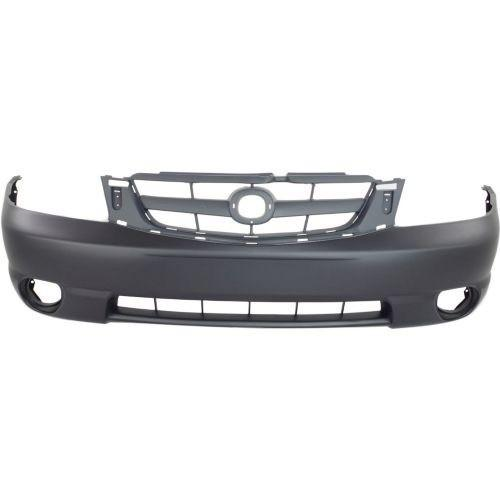 Bumper Front With Fog Lamp Hole Mazda Tribute 2001-2004 | Hunt Auto Parts | Canadian Car Body Parts Store | Painted & Non-painted | MA1000174