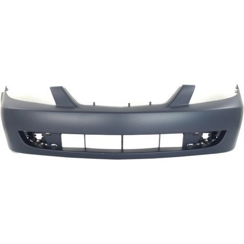 Bumper Front Primed Mazda Protege 2001-2003 | Hunt Auto Parts | Canadian Car Body Parts Store | Painted & Non-painted | MA1000180